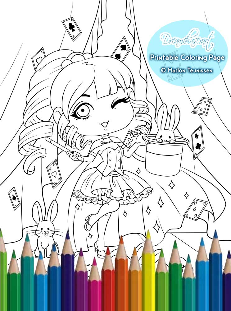 Coolest Free Coloring Pages to Print | 1000x744